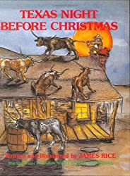 Texas Night Before Christmas (Night Before Christmas Series)