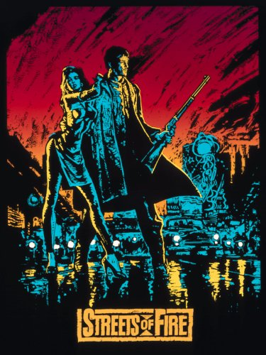 Streets of Fire (Eddie And The Cruisers 2 Eddie Lives)
