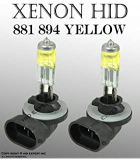 9140 Fog Light Bulb: 881, 862, 886, 894, 896, 898 37.5W Fog Light Xenon,Lighting