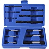 Damaged Screw Extractor Set, 12pcs/set Stripped Screw Extractor Kit with Storage Box