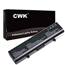 CWK Long Life Replacement Laptop Notebook Battery for Dell Inspiron K450N 1440 1750 1545 1546 Vostro 500 WK371 X409G G555N 1440 1750 K450N 0X284G M911G 0C601H X409G G555N 1440 1750 Vostro