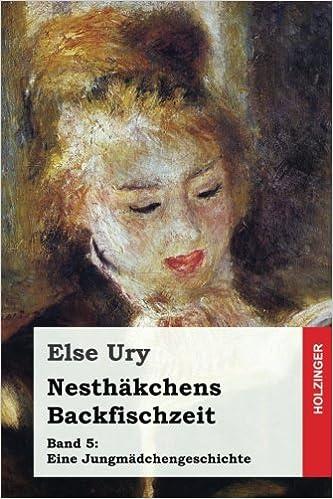 Book Nesthäkchens Backfischzeit: Volume 5
