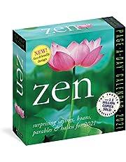 Zen Page-A-Day Calendar 2021