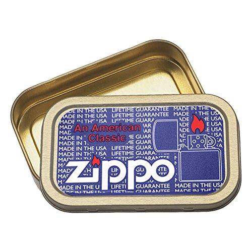 Zippo 3D 1oz Tobacco Tin ()