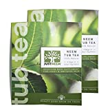 Neem Tub Tea - Pack of 2 - Natural, Soothing Bath Supplement for Itchy, Irritated and Eczema Skin