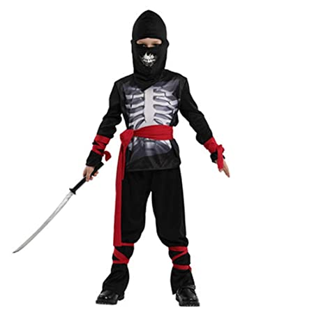 GEXING Disfraz de rol Infantil de Halloween héroes ...