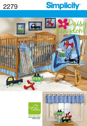 nursery-suite-complete-designed-by-daisy-kingdom-for-simplicity-pattern-2279