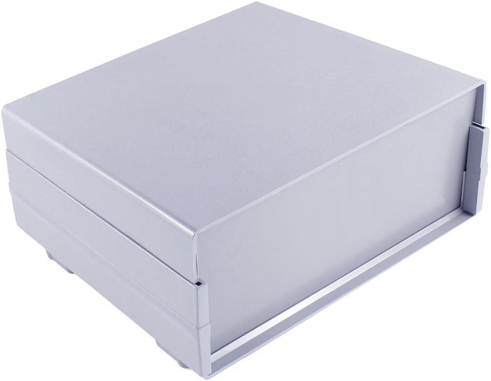 Sourcingmap® Caja de plástico para proyectos de electrónica ...