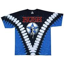 Liquid Blue Men's Rush Starman Short Sleeve T-Shirt