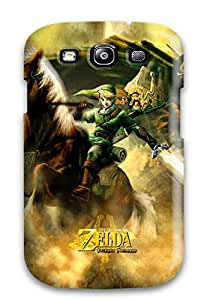 ZPYHefc5570ZCyGE ZippyDoritEduard Awesome Case Cover Compatible With Galaxy S3 - The Legend Of Zelda