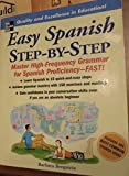 Easy Spanish step-by-step : master high-frequency grammar for Spanish proficiency--fast!