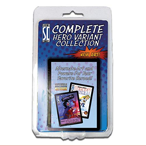 Greater Than Games Sentinels Of The Multiverse: Complete Hero Variant Collection]()