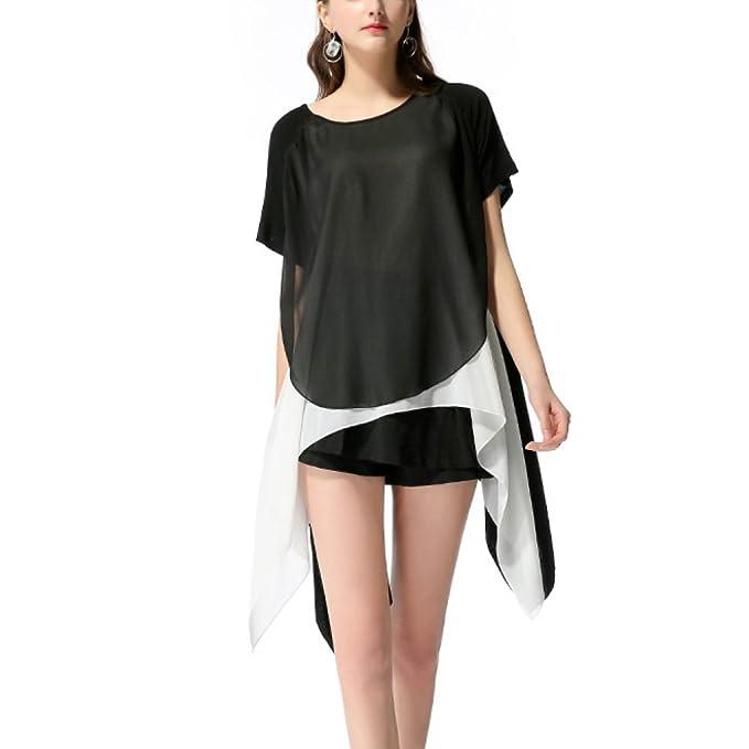 Vestido blanco y negro amazon