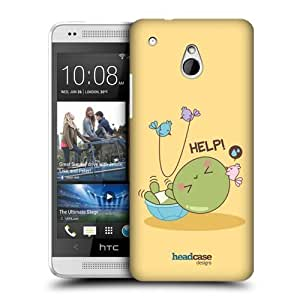 Fell Kawaii Turtle Protective Snap-on Back Case Cover For Htc One Mini