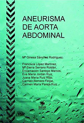 Descargar Libro Aneurisma De Aorta Abdominal Carmen María Pareja Ruiz
