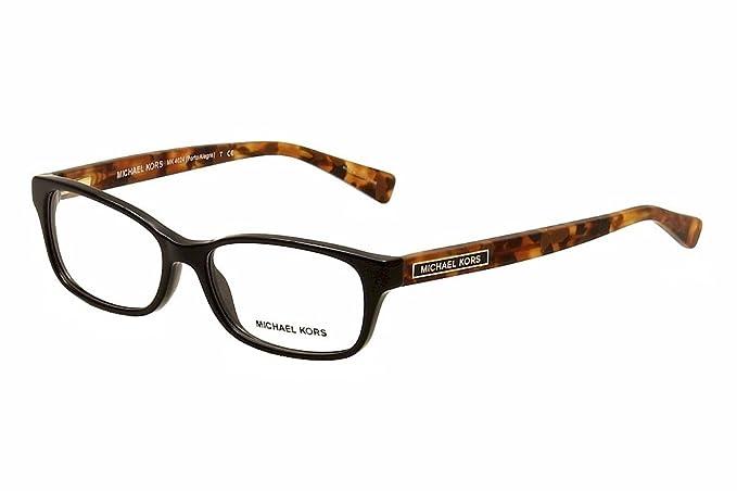 fc4f83ea7042c Michael Kors MK 4024 Porto Alegre Eyeglasses 3065 Black  Amazon.ca ...