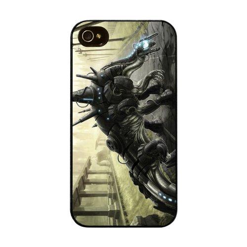 Diabloskinz H0026-0012-0004 The Destroyer Schutzhülle für Apple iPhone 4/4S