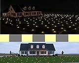 Lawn Lights Illuminated Outdoor Decoration, LED, Christmas, 36-08, Sparkling Warm White