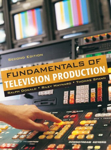 Fundamentals of Television Production (2nd Edition) by Pearson