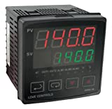 Dwyer Love Series 4B 1/4 DIN Temperature and Process Controller, Current Output and Relay Output