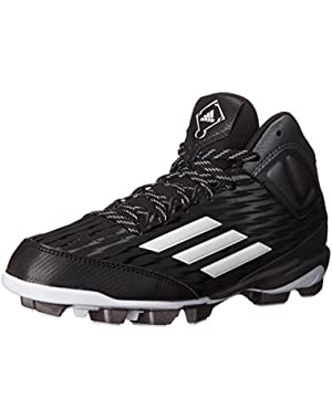 Performance Poweralley 3 TPU Mid J Baseball Shoe (Little Kid)
