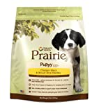 Prairie Puppy Chicken Meal and Brown Rice Medley by Nature's Variety, 5-Pound Bag, My Pet Supplies