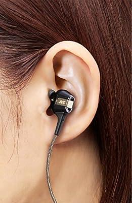JVC canal type earphone HA-FXT200LTD
