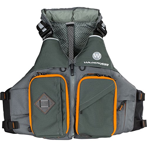 Wilderness Systems Wildy Fisher Life Jacket (PFD)