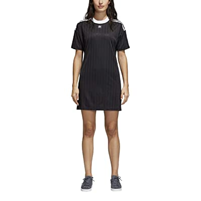 adidas Originals Women's Trefoil Tee Dress at Amazon Women's Clothing store