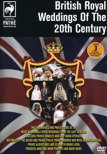 British Royal Weddings Of The 20th Century