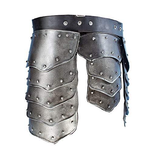 Armor Venue Dark Warrior Tasset Belt - X-Large - Grey Armour
