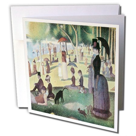 Amazon 3drose a sunday afternoon on the island of la grande 3drose a sunday afternoon on the island of la grande jatte by georges pierre seurat m4hsunfo