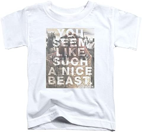 MMM Merchandising Labyrinth Mens Nice Beast Pullover Hoodie