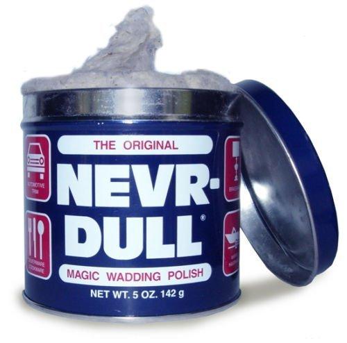 - Bestseller The Original (Never) Nevr-Dull Magic Wadding Polish