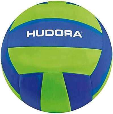 Hudora Mega - Pelota de Voleibol de Playa (40,5 cm): 40,5 cm Ø ...