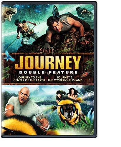 (Journey Double Feature (Journey to the Center of the Earth / Journey 2: The Mysterious Island))