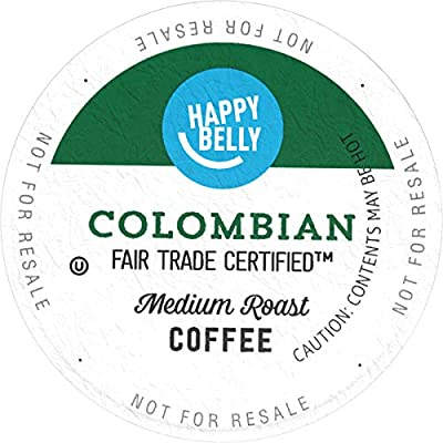 Happy Belly House Blend Coffee, Single Serve Cups from Happy Belly
