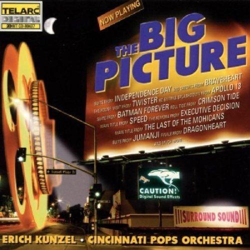 Big Picture by Kunzel, Erich (2005) Audio CD
