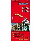 Michelin Kuba: Straßen- und Tourismuskarte (MICHELIN Nationalkarten)
