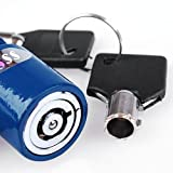 1 Pcs Security Rotor Disc Brake Alloy Wheel Lock