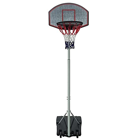 Movement God - Canasta de baloncesto portátil para niños, casual ...