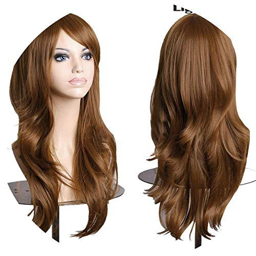 58CM Loose Wave Synthetic Wigs for black women