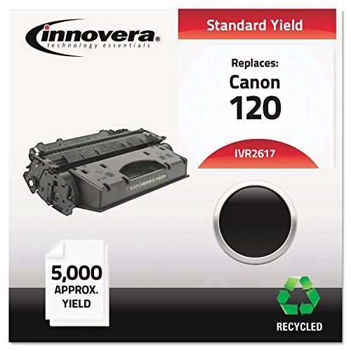 Innovera 2617 Remanufactured B001 120 Toner Cartridge Black (Black Cartridge Toner 120)