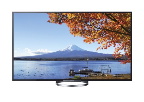 Sony KDL65W850A 65-Inch 1080p 120Hz 3D Internet LED HDTV (Black) (2013 Model) ()
