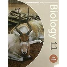 Biology 11 Study Guide 5/e (Prior Biology)