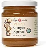The Ginger People Organic Ginger Spread, 8.50 Ounce (Pack of 12)