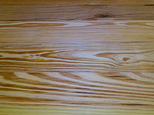 Reclaimed Heart Pine Solid Flooring (Wood, 100 Square (Antique Heart Pine)