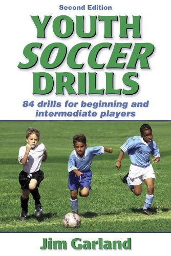 Youth Soccer Drills: 84 Drills for Beginning and Intermediate Players