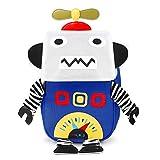 Toddler Backpack Preschool Backpack 3D Cute Cartoon Kids Backpack for 1-4 Years Boys Girls Kindergarten Bag (Blue)