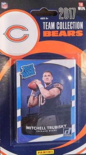 Top 10 best bears football cards 2017 for 2019